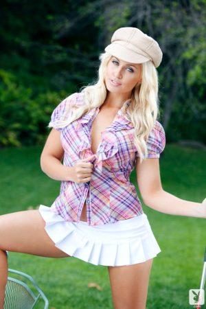 Levi Marie – Girls Of Playboy Golf