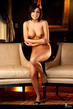 Natasha Taylor Centerfold