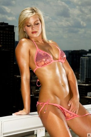 Aryka Lynne Blonde